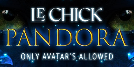 PANDORA ESCAPE  Halloween Party @ LE CHICK WYNWOOD tickets