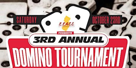 3rd Annual Domino Tournament tickets