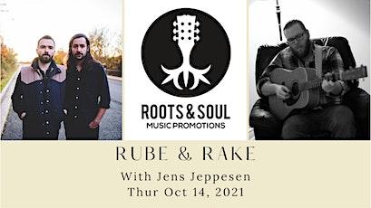 Rube & Rake/Jens Jeppesen At Grimross tickets
