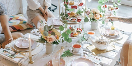 Afternoon Tea with Brew+Bloom tickets