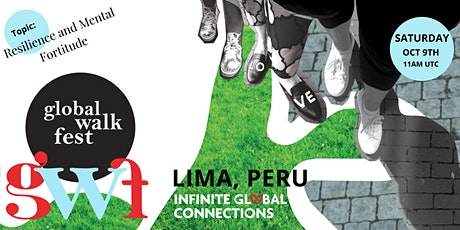Global Walk Fest — Lima, Peru entradas