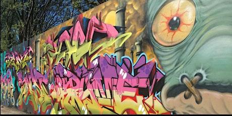SWG3 Graffiti Art  Workshop @ Ibrox Terrace tickets