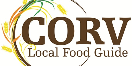 Support the 2022 CORV Local Food Guide tickets