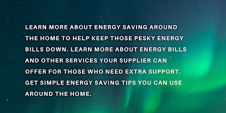 Get Ready for Winter: saving on your heating and fuel bills tickets