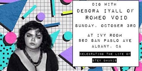 Debora Iyall Group (Romeo Void) + Wire Graffiti + Castles In Spain + more! tickets