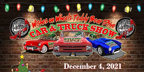 3rd Annual Wishes on Wheels tickets