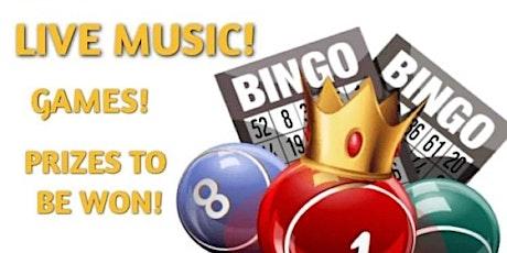Youth CREATE presents Bingo Night. tickets