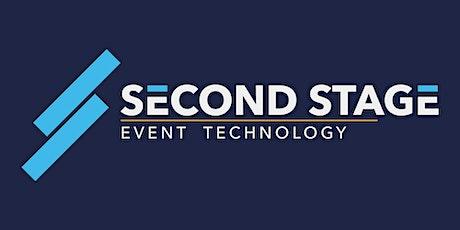 Second Stage Event Platform Demo tickets
