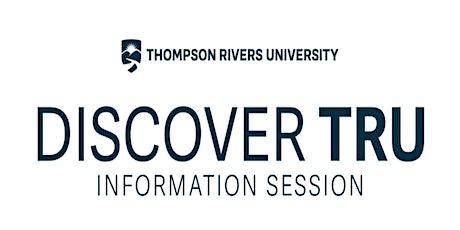 Discover TRU - Kelowna tickets