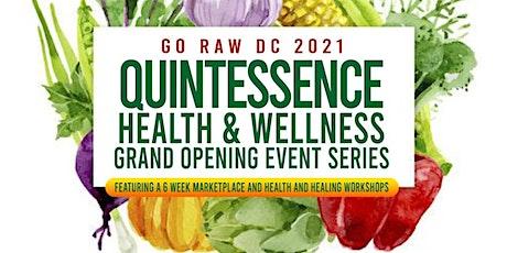 Go Raw DC 2021 tickets