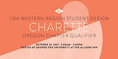 IIDA Western Region Student Design Charette - Oregon Chapter Qualifier tickets