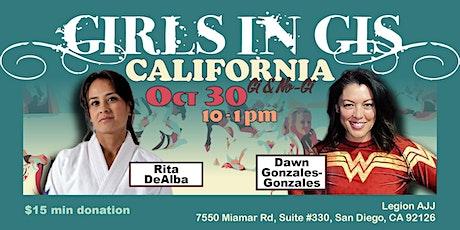 Girls in Gis California-San Diego (Gi and No Gi) tickets