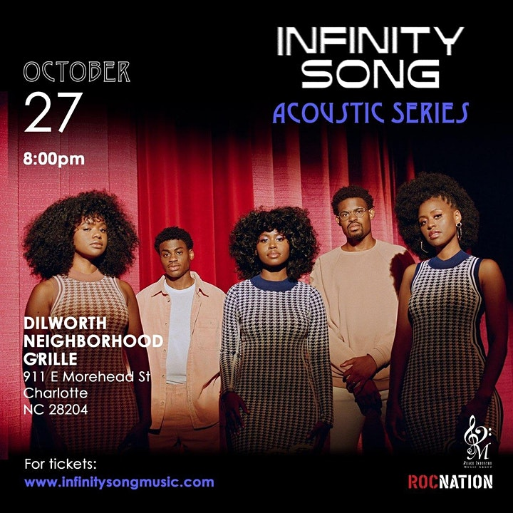 Infinity Song: The Acoustic Series- 10/27 Charlotte, NC image