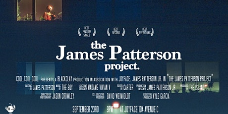 James Patterson - Junga Release Party tickets