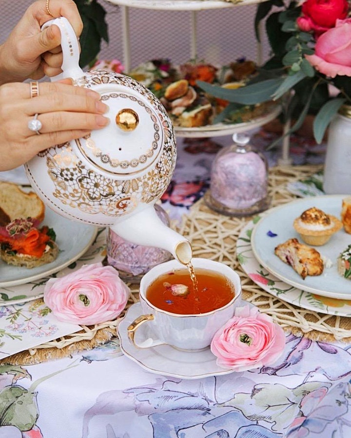 Afternoon Tea with Brew+Bloom image