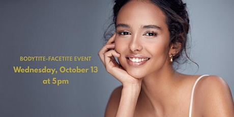 Tighten and Tone! A Bodytite-Facetite Event Featuring Facetite! tickets