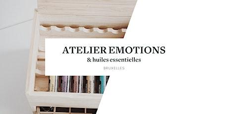 Ton bien-être émotionnel à l'aide des huiles essentielles (BRUXELLES) billets