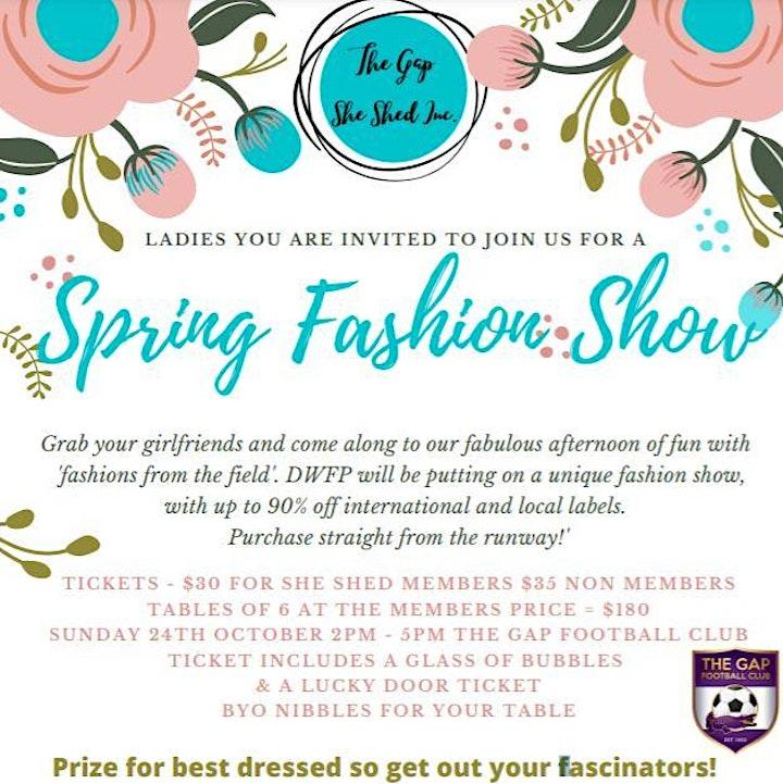 Spring Fashion Show image