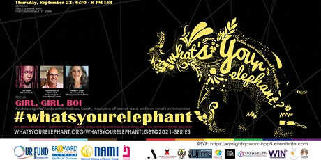 What's Your Elephant's Girl, GIRL, Boi! – Art-Making Workshop + Dialogue tickets