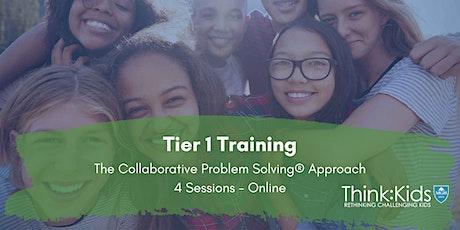 Tier 1 Online - November 8, 9, 15, 16 2021 CEU/PDP Training tickets