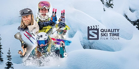 Quality Ski Time Film Tour presented by Salomon | Salt Lake City tickets
