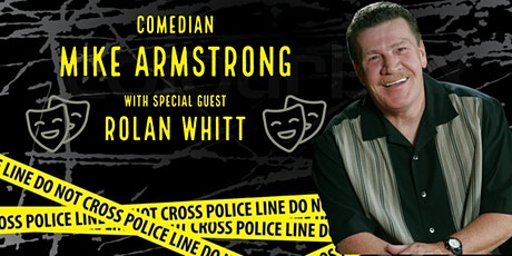 Mike Armstrong w/ special guest Rolan Whitt  - Comedy Night @ Pennington's! tickets
