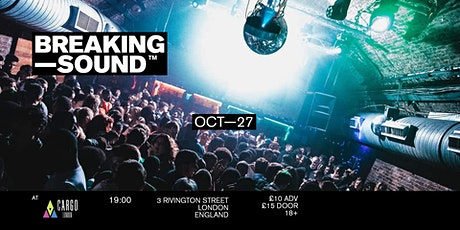Breaking Sound London feat. DUDE, MY DUDE, Head-Ache, Ashleigh K + more tickets
