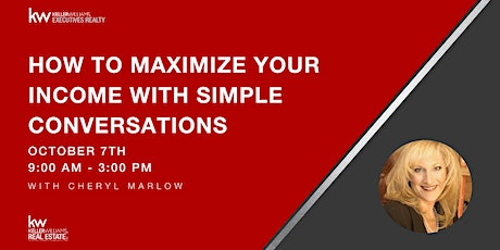 How to Maximize Your Income with Simple Conversations (Region) tickets