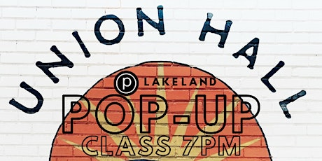 Pure Barre Lakeland Pop-Up Class At Union Hall tickets