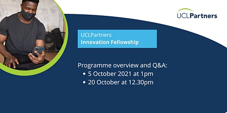 Innovation Fellowship - Overview and Q&A tickets