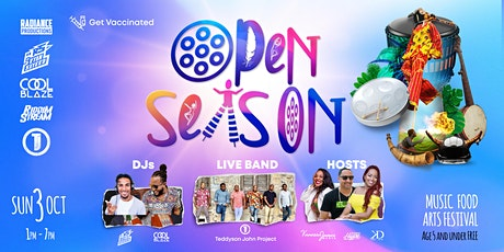 Open Season | Miami Carnival 2021 tickets