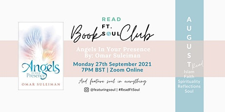 #ReadFtSoul book club: Angels In Your Presence by Omar Suleiman tickets