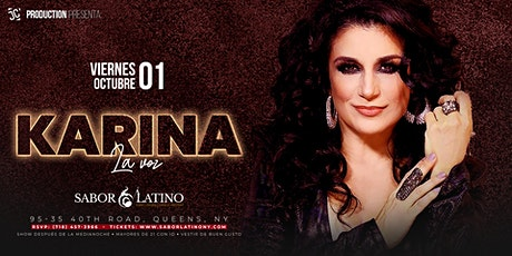 Karina tickets