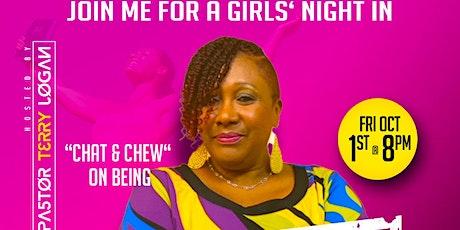 Girls' Night Chat & Chew!! tickets