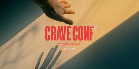 Crave Conference 2021 tickets