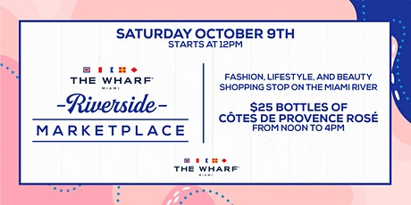 Riverside Marketplace at The Wharf Miami tickets