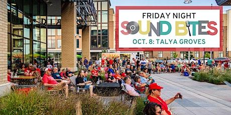 Friday Night Sound Bites: Tayla Groves tickets