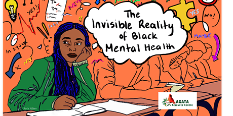 The Invisible Reality of Black Mental Health tickets