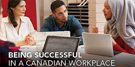 Being Successful in the Canadian Workplace tickets