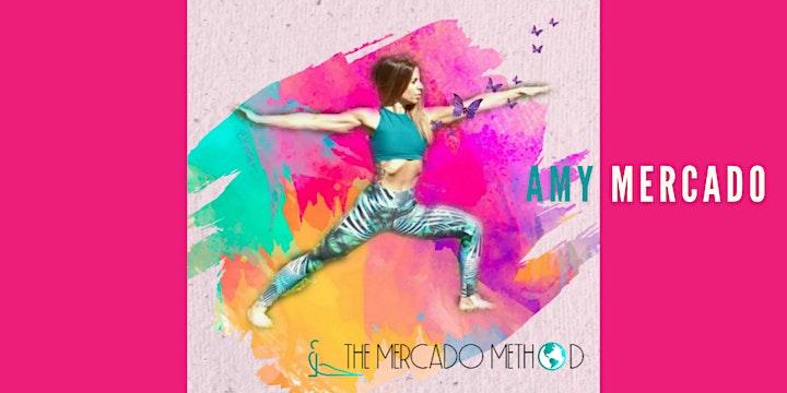 Morning Gloryville Yin Yoga & Full Moon Meditation with Amy Mercado image