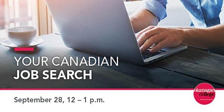 Your Canadian Job Search for International Students tickets