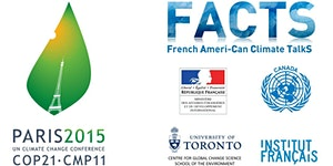 FACTS (French Ameri-Can Climate TalkS) : Climate...