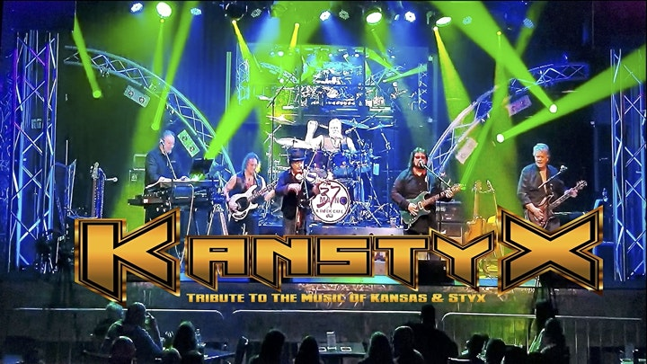 Kanstyx – A Tribute to the Music of Kansas & Styx