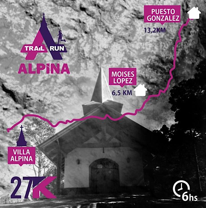 Imagen de S1 - Alpina Trail Run