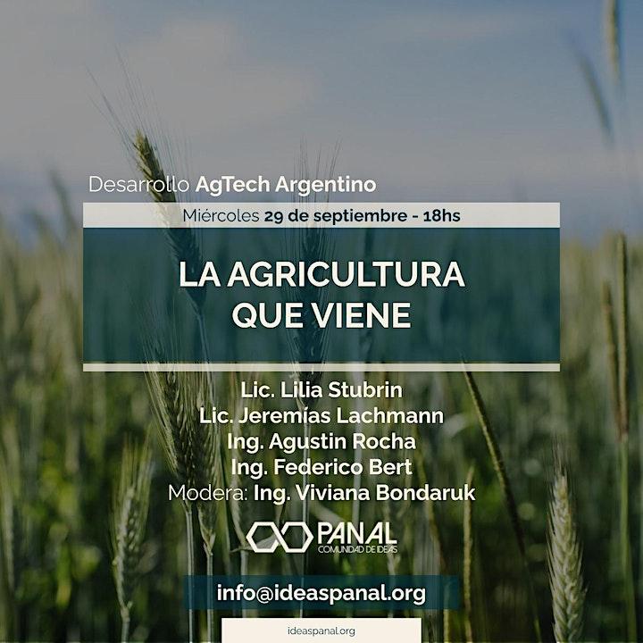 Imagen de Desarrollo AgTech Argentino: La Agricultura que viene