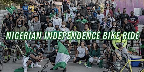 Nigerian Independence Bike Ride tickets