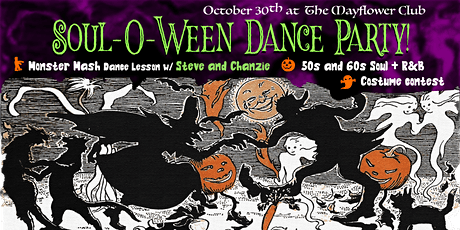 Soul-O-Ween Dance Party! tickets