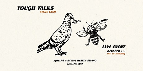 Tough Talks Made Easy tickets