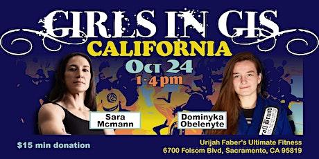 Girls in Gis California-Sacramento Wrestling & Gi Event tickets