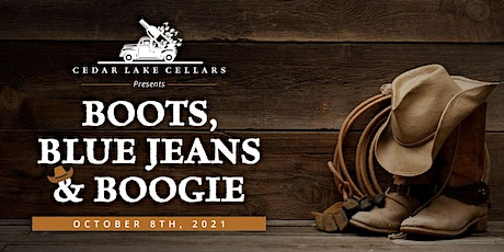 Boots, Blue Jeans & Boogie tickets